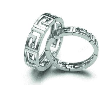 双子座专属戒指图片 十二星座漂亮专属戒指
