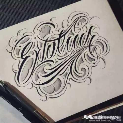 纹身英文短句素材 适合文身的英文短句